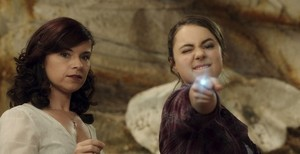 nixie tries moonring magic