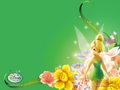 tinker - tinkerbell wallpaper