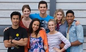 cast family