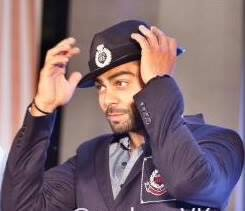 VIRAT KOHLI wolpeyper possibly containing a business suit and a well dressed person titled virat in BSF