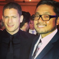 wentworth miller in seattle - wentworth-miller photo