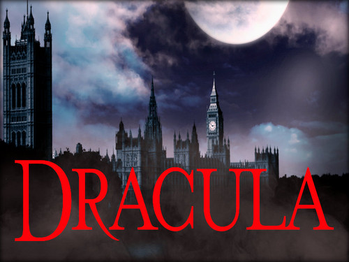Dracula NBC Обои containing a business district and a небоскреб entitled ★ Dracula ☆