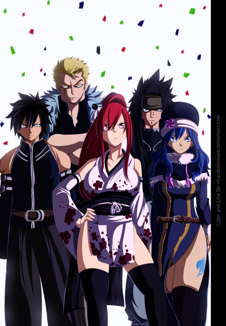 *Fairy Tail*