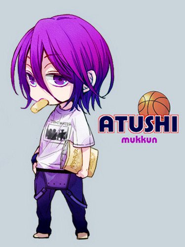 Kuroko no Basuke wallpaper containing anime titled ✰KnB✰(Chibi)