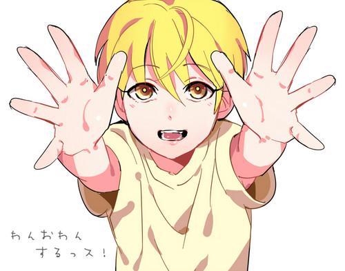kuroko no basuke wallpaper probably containing anime entitled ✰KnB✰(Kids)