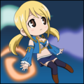 ♥ Lucy Heartfilia!  ♥ - fairy-tail fan art