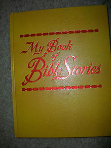 """My Book Of Bible Stories"""