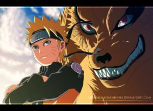 *Naruto & Kurama*