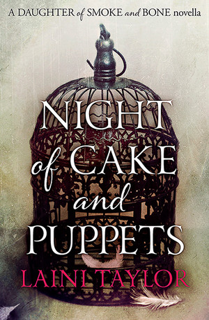 'Night of Cake & Muppets' UK book cover