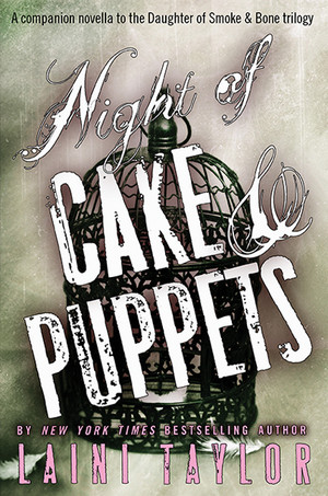 'Night of Cake & Muppets' US book cover