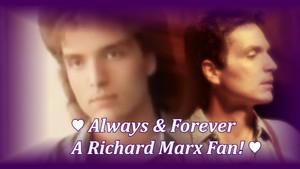 ♥RICHARD MARX fan 100%♥