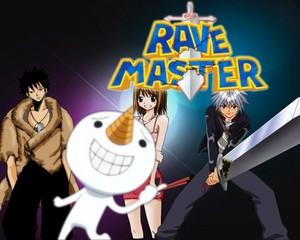 ♥ Rave Master! ♥