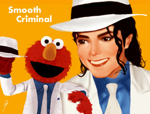 """Smooth Criminal"" Featuring Elmo"