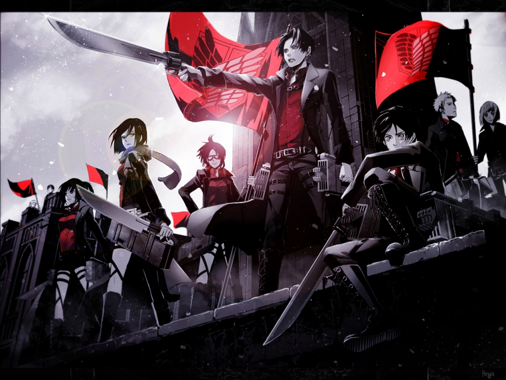 Anime Loverz Images Snk Attack On Titan Hd Wallpaper And