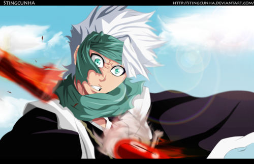 BLEACH(ブリーチ) 壁紙 called *Toshiro Hitsugaya*