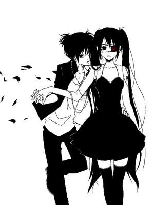 ~ [ Tumblr anime Art ] ~