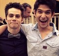 :) - dylan-obrien photo