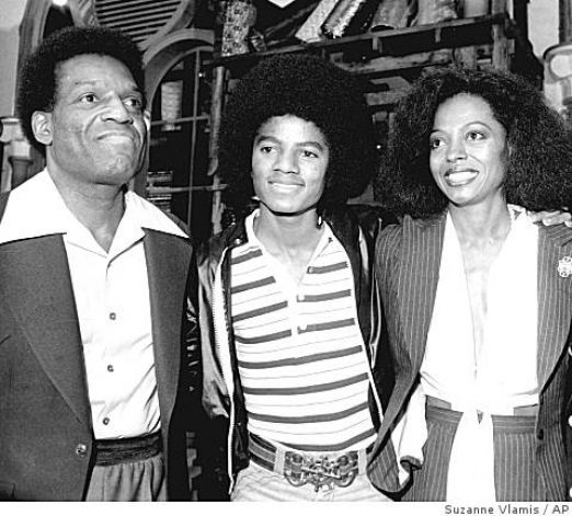 """1977 Press Conference The Upcoming Film, """"The Wiz"""""""