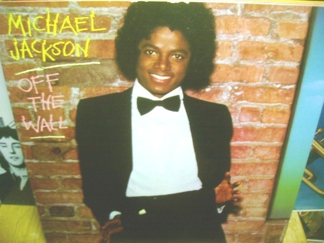 """1979n Epic Release, """"Off The Wall"""", On LP"""