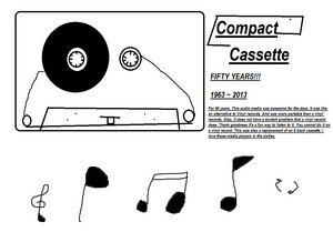 50 Years of Compact Cassettes