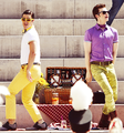 5x01  - kurt-and-blaine photo