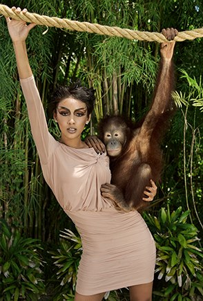 9th PhotoShoot: Embodying Animals