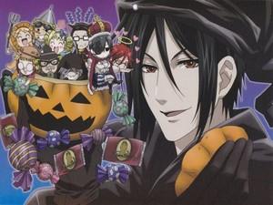 A Black Butler Halloween