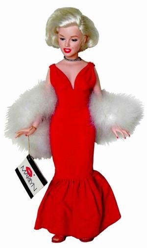A Vintage Marilyn Monroe Doll