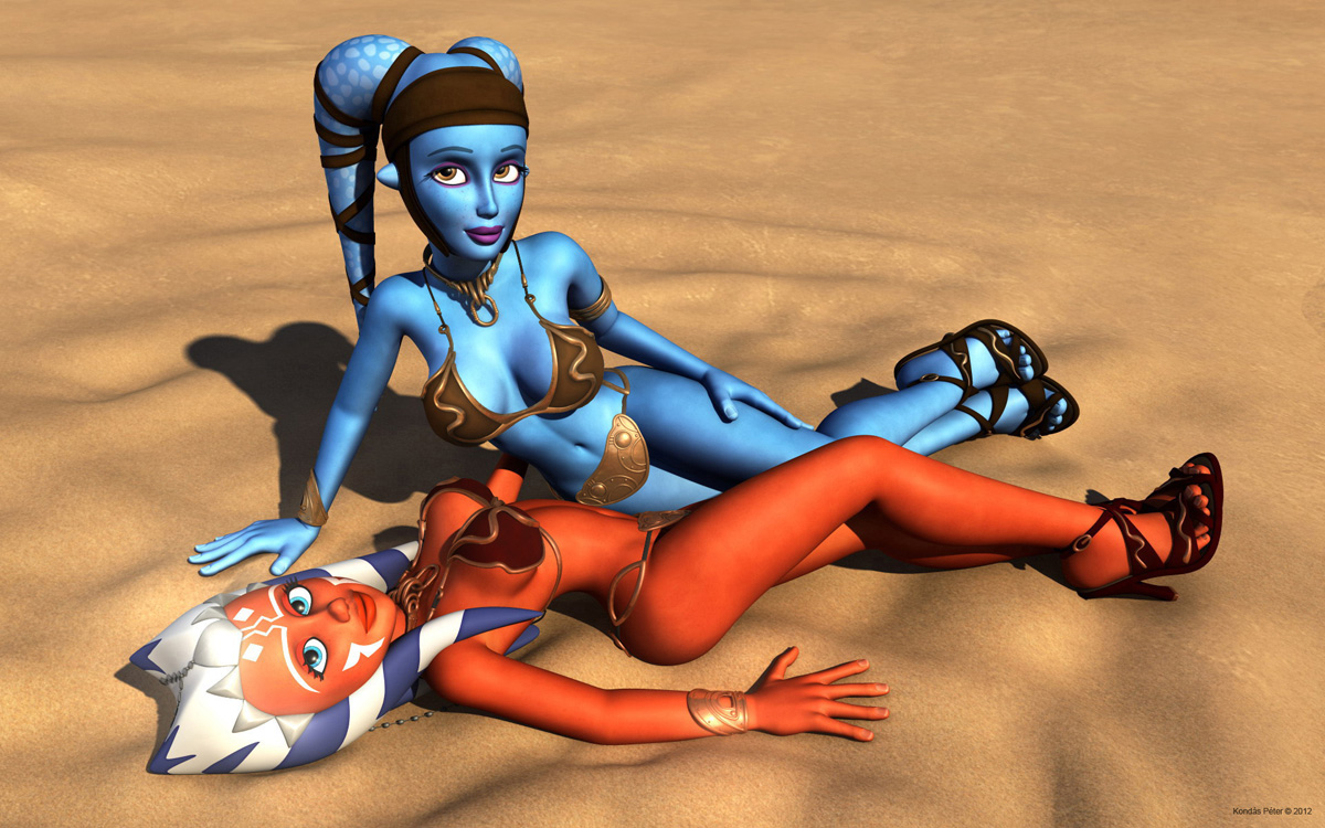 Ahsoka tano 3d sex xxx movies