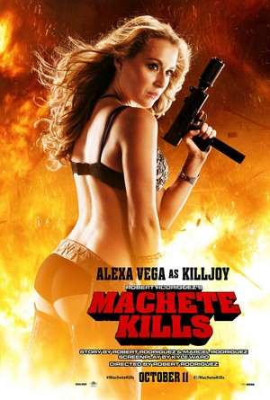 Alexa Vega as KillJoy