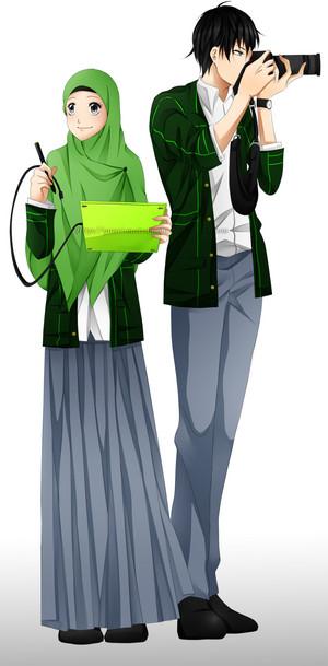 ऐनीमे School द्वारा Yuuri Matsumoto