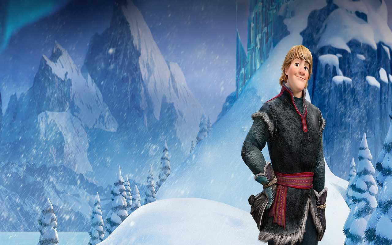 Anna and Kristoff images Kristoff HD wallpaper and ...