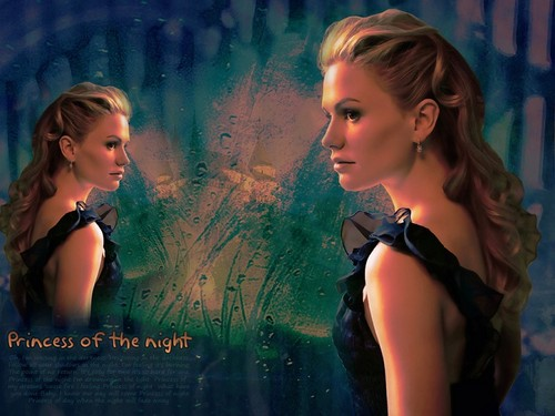 Anna Paquin wallpaper possibly containing a portrait titled Anna Paquin!