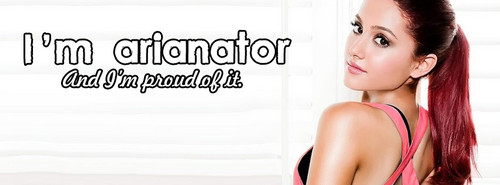 Ariana Grande wallpaper containing a portrait and attractiveness called Arianator