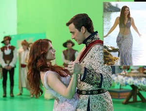 Ariel and Eric on Once Upon A Time