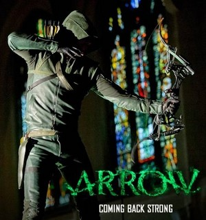 Arrow-New Poster season 2