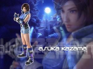 Asuka Kazama!<3