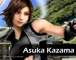 Asuka Kazama !