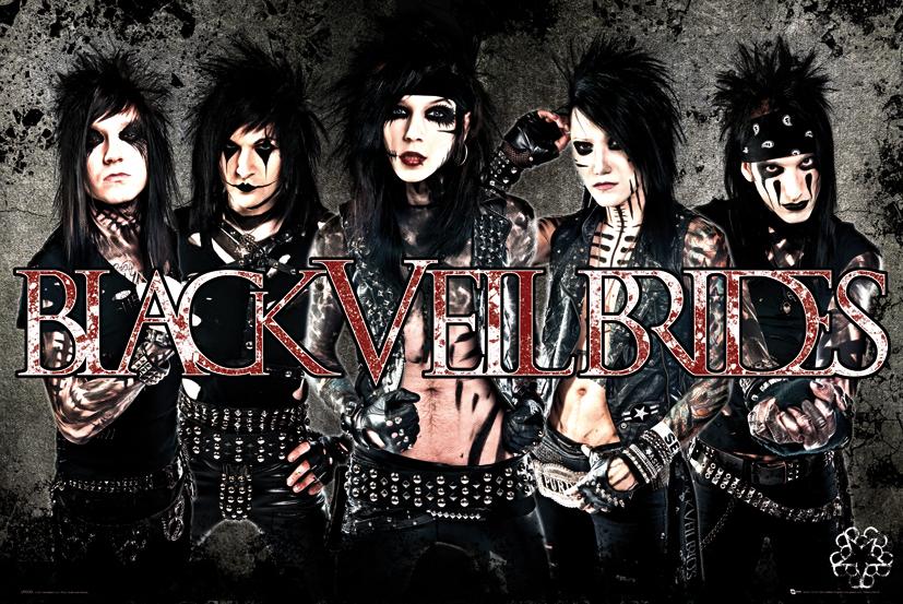 Black Veil Brides Fans 79