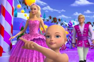 barbie in the rosado, rosa Shoes navidad Snapshots