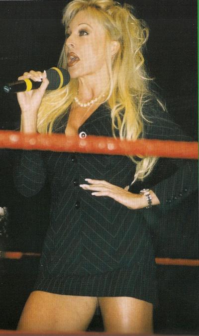 Beauties of Wrestling - 2003 Datebook
