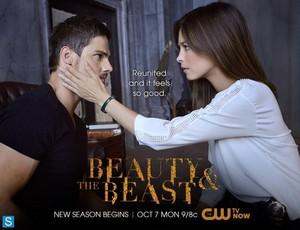 Beauty and the Beast - Season 2 - Promotional Returns ECard