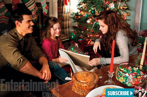 Bella, Jake & Renesmee