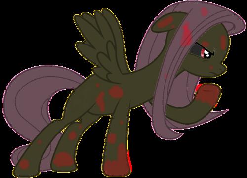 Bloody Fluttershy 3