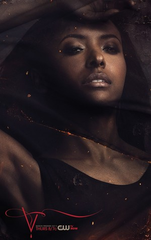 Bonnie Bennett The Vampire Diaries- Season 5