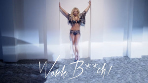 Britney Spears Work B**ch! World Premiere
