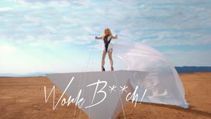 Britney Spears Work bitch, kahaba World Premiere (Special Edition)
