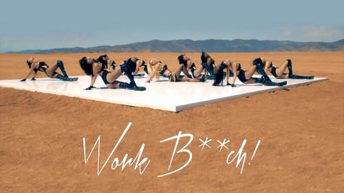 Britney Spears achtergrond entitled Britney Spears Work teef World Premiere
