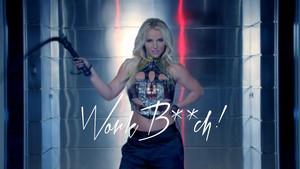 Britney Spears Work bitch, kahaba