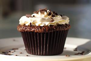 Brown cupcake ♥